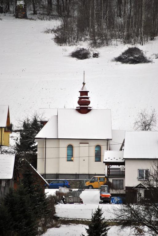 Kościół rzymsko-katolicki Solina - Zabrodzie, Parafia Najświętszego Serca Pana Jezusa w Bóbrce